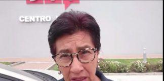 Luisa Loza, gobernadora de Chimborazo. Foto: Archivo.