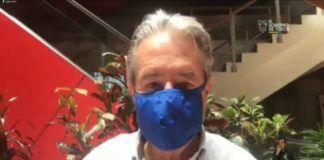 Juan Carlos Zeballos, ministro de Salud dio a conocer la cifra actualizada FOTO: Captura.