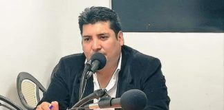 José Tenesaca, director IESS Chimborazo